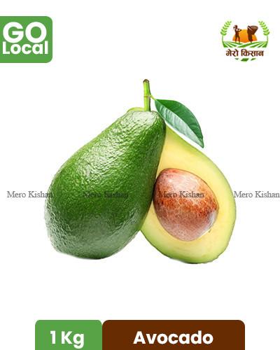 Avocado - एभोगाडो (1 Kg)