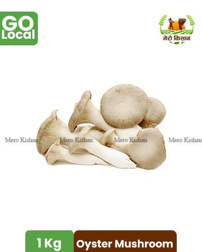 Oyster Mushroom (1 Kg) - पाते च्याउ  (१ केजी)