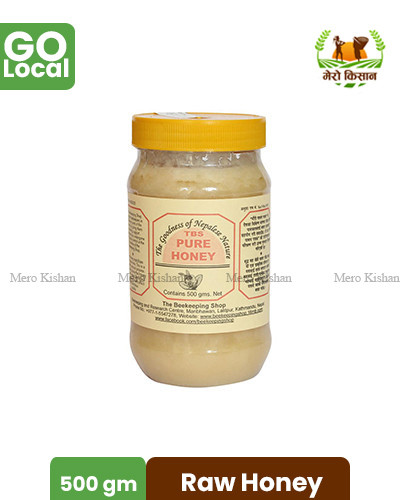 TBS Raw Honey (Pure Honey)