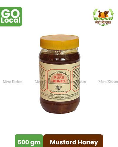 TBS Mustard Honey (Pure Honey)
