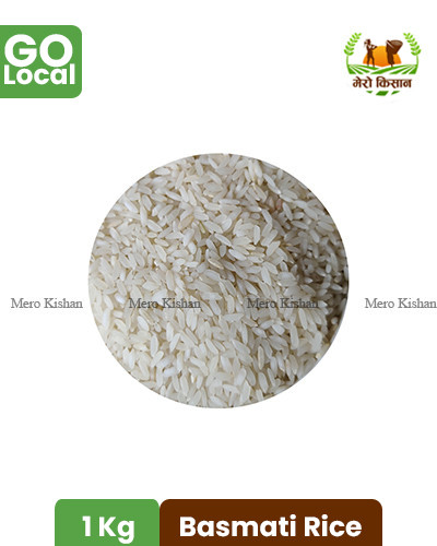Melamchi Basmati Rice - मेलम्ची बासमती चामल