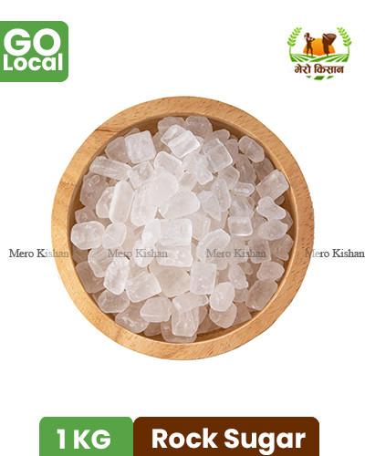 Rock Sugar - मिश्री (200 gm)